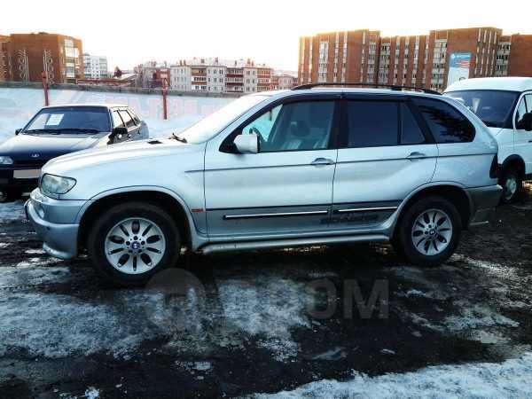 BMW X5, 2002 год, 280 000 руб.