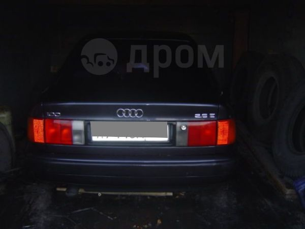 Audi 200, 1993 год, 100 000 руб.