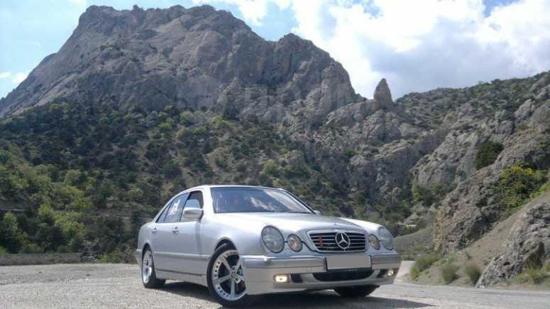 Mercedes-Benz E-Class, 2000 год, 520 000 руб.