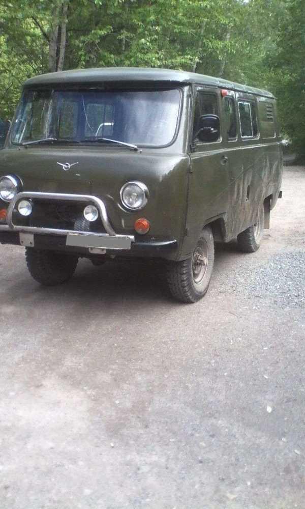 УАЗ Буханка, 1982 год, 150 000 руб.