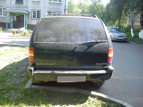 Chevrolet Blazer, 1997 год, 160 000 руб.