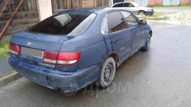 Toyota Carina E, 1994 год, 50 000 руб.