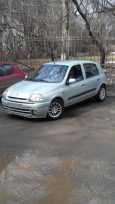 Renault Clio, 1999 год, 130 000 руб.