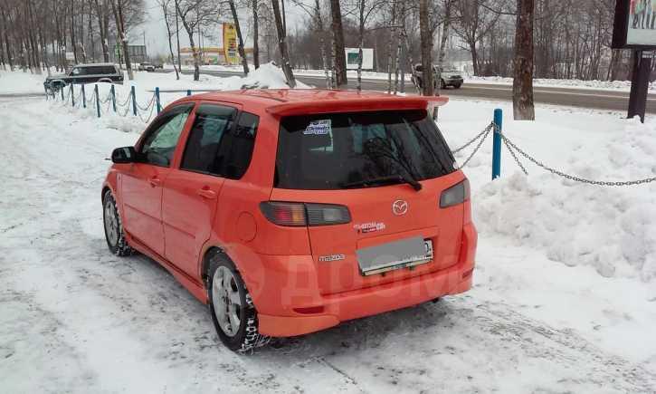 Mazda Demio, 2003 год, 145 000 руб.