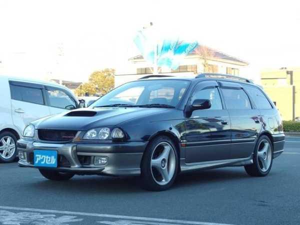 Toyota Caldina, 1999 год, 175 000 руб.
