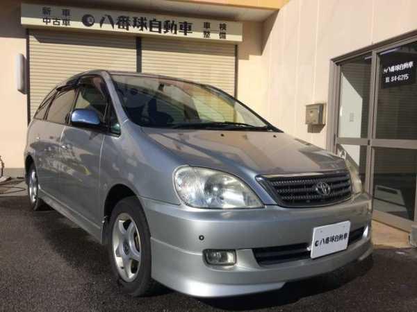 Toyota Nadia, 2002 год, 175 000 руб.