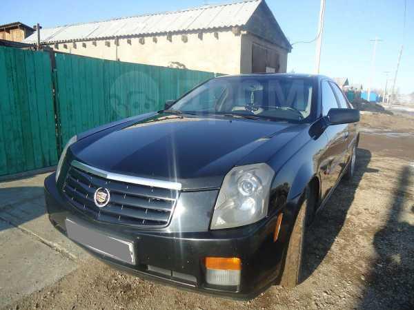 Cadillac CTS, 2004 год, 480 000 руб.