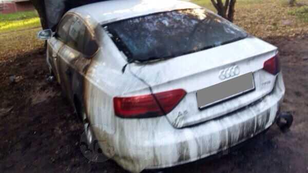 Audi A5, 2014 год, 560 000 руб.