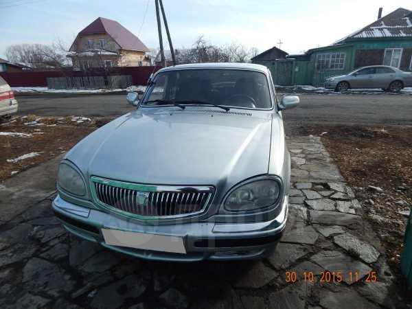 ГАЗ 31105 Волга, 2004 год, 105 000 руб.