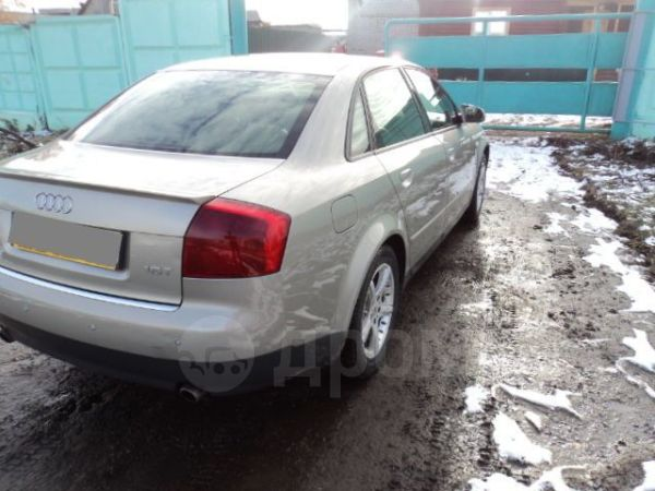 Audi A4, 2003 год, 350 000 руб.