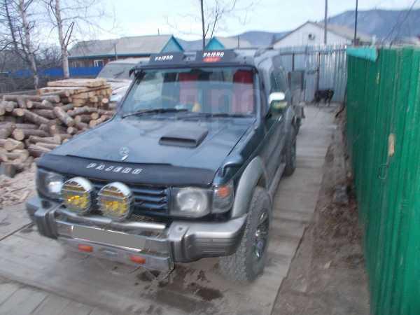 Mitsubishi Pajero, 1991 год, 150 000 руб.