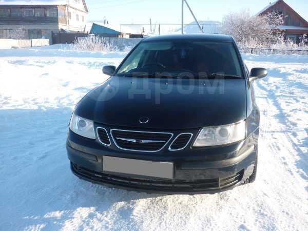 Saab 9-3, 2006 год, 350 000 руб.