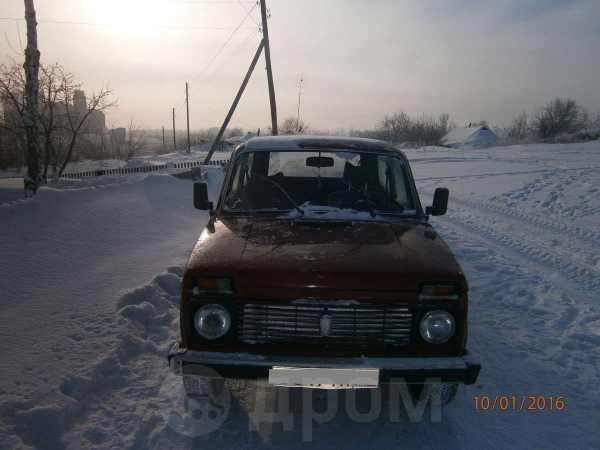 Лада 4x4 2121 Нива, 1992 год, 90 000 руб.