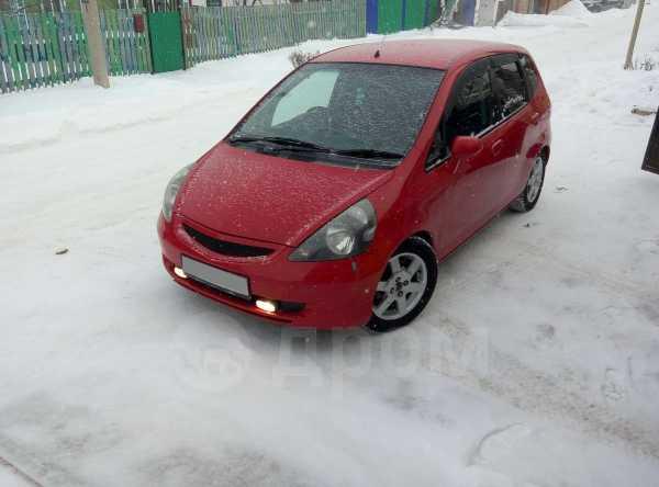 Honda Fit, 2003 год, 185 000 руб.