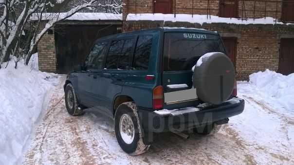 Suzuki Sidekick, 1994 год, 170 000 руб.