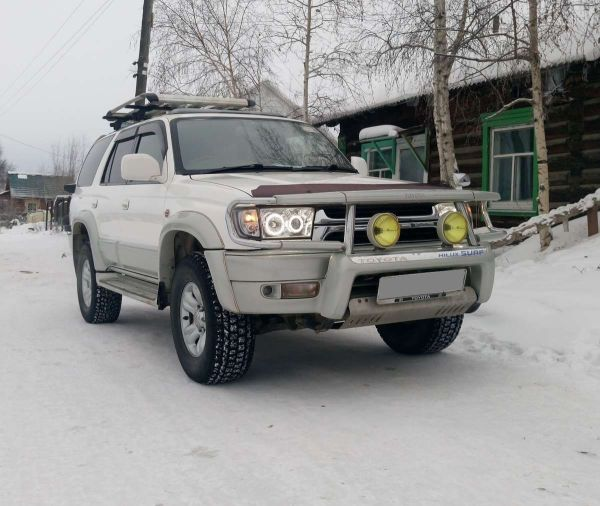 Toyota Hilux Surf, 2002 год, 720 000 руб.