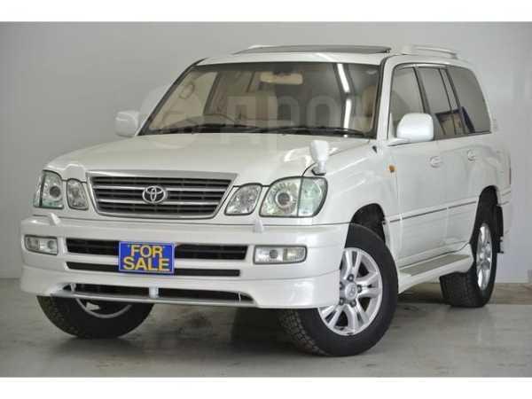 Toyota Land Cruiser, 2003 год, 640 000 руб.