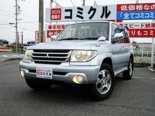 Mitsubishi Pajero iO, 2005 год, 185 000 руб.