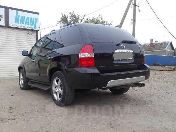 Acura MDX, 2002 год, 500 000 руб.