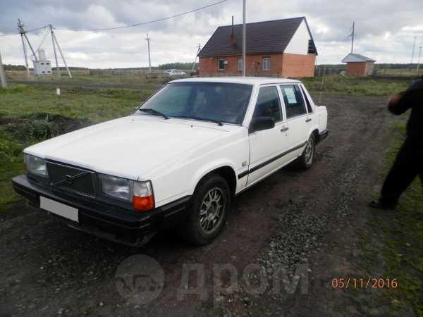 Volvo 740, 1987 год, 50 000 руб.