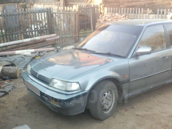 Honda Civic, 1989 год, 50 000 руб.