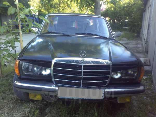 Mercedes-Benz C-Class, 1979 год, 85 000 руб.