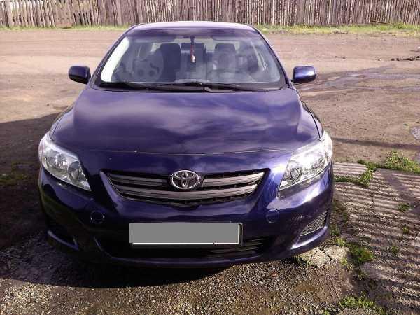 Toyota Corolla, 2009 год, 300 000 руб.