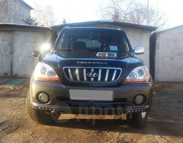 Hyundai Terracan, 2002 год, 515 000 руб.