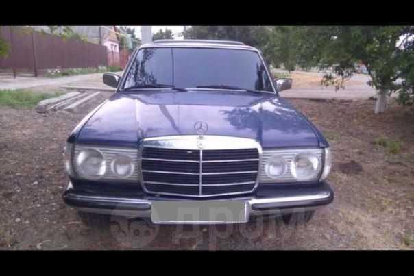 Mercedes-Benz E-Class, 1978 год, 100 000 руб.