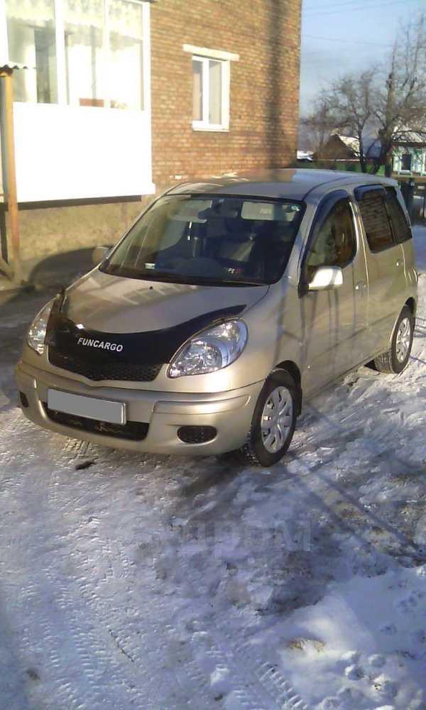 Toyota Funcargo, 2005 год, 315 000 руб.