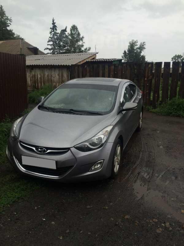 Hyundai Avante, 2011 год, 585 000 руб.