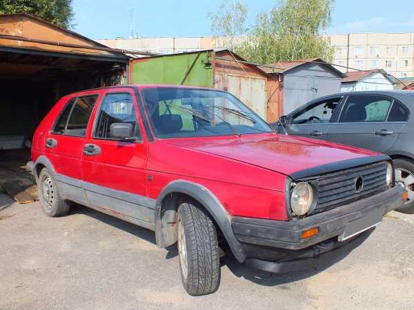 Volkswagen Golf, 1990 год, 30 000 руб.