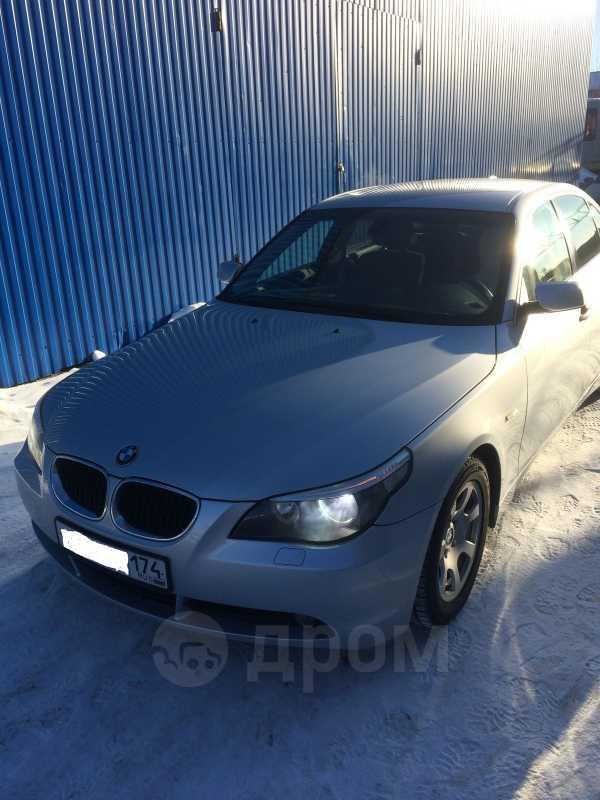 BMW 5-Series, 2004 год, 469 000 руб.