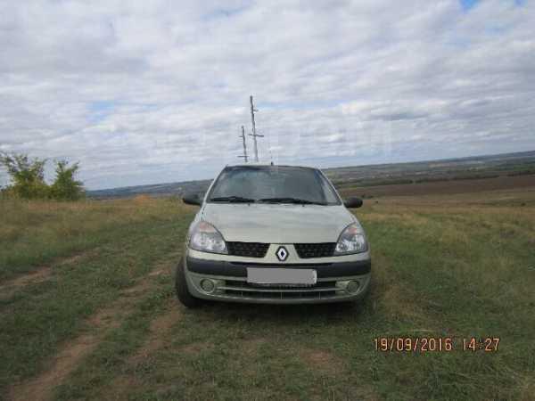 Renault Symbol, 2003 год, 175 000 руб.