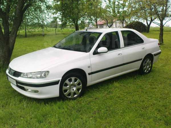 Peugeot 406, 2000 год, 200 000 руб.
