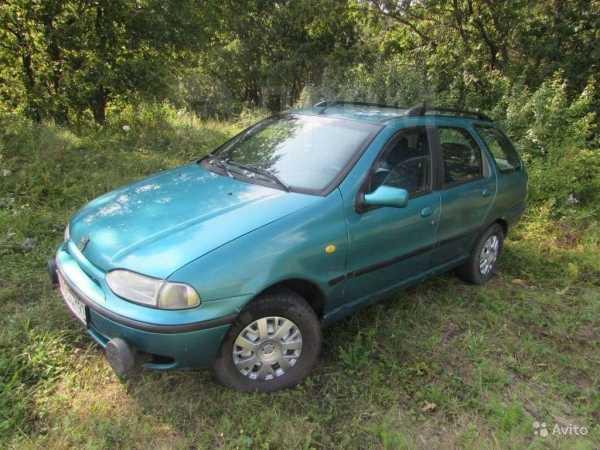 Fiat Palio, 1998 год, 90 000 руб.