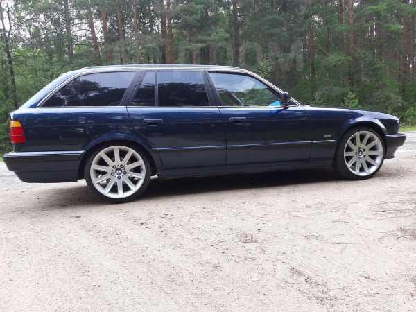 BMW 5-Series, 1992 год, 280 000 руб.