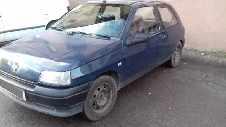 Renault Clio, 1991 год, 60 000 руб.