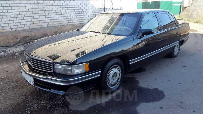 Cadillac DeVille, 1993 год, 350 000 руб.