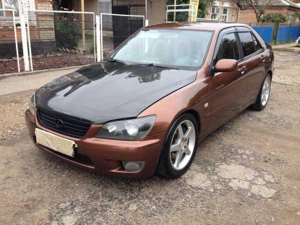 Lexus IS200, 1999 год, 420 000 руб.