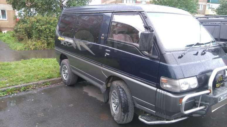 Mitsubishi Delica, 1994 год, 260 000 руб.