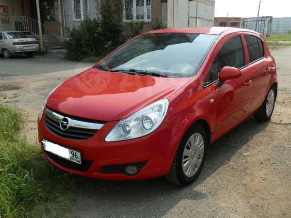 Opel Corsa, 2007 год, 270 000 руб.