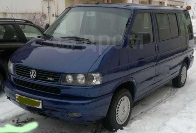 Volkswagen Caravelle, 2000 год, 650 000 руб.