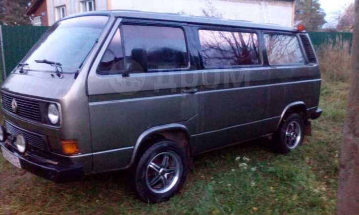 Volkswagen Transporter, 1985 год, 150 000 руб.