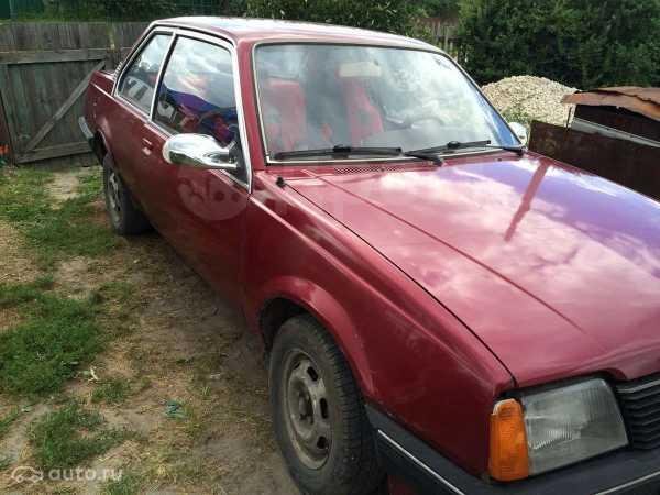 Opel Ascona, 1982 год, 20 000 руб.