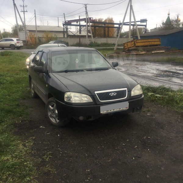 Chery Amulet A15, 2008 год, 62 000 руб.