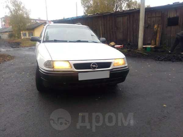 Opel Astra, 1995 год, 75 000 руб.