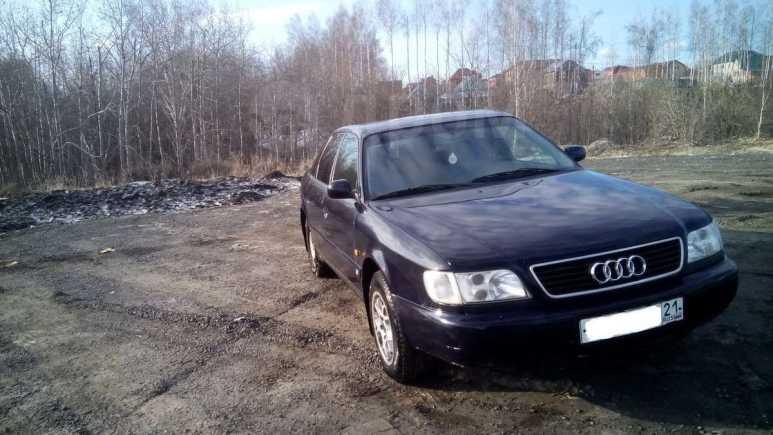 Audi A6, 1996 год, 160 000 руб.