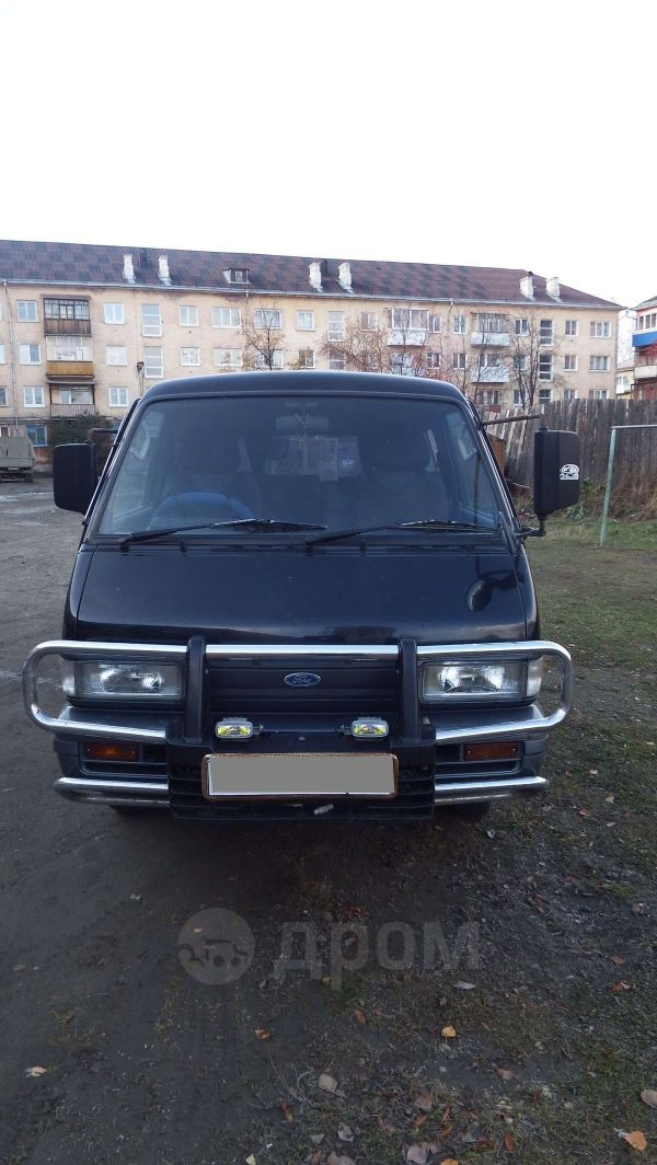 Ford Spectron, 1995 год, 200 000 руб.