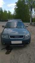 Audi A6 allroad quattro, 2001 год, 250 000 руб.